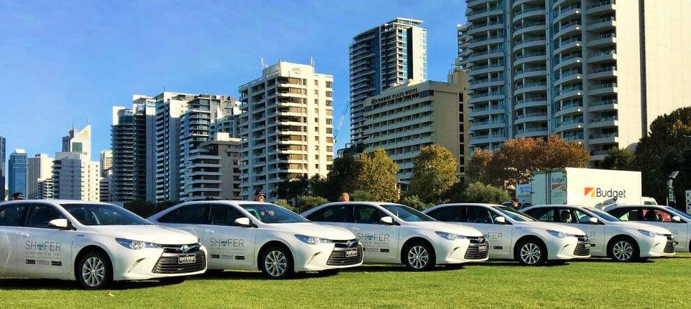 Shofer Launch In Australia